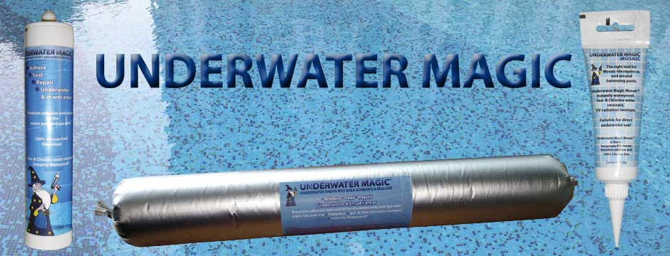 underwater adhesive and sealant